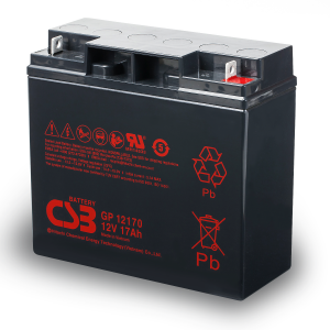 CSB SLA BATTERY 12V 17AH B1 GP12170B1
