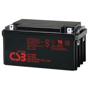 CSB GP Series - GP12650 - 12V 65AH Battery GP12650