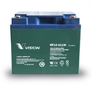 VISION - HF12211 - HIGH RATE 10 YR BATTERY 12V