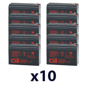 Pack of 10 HR1224 HR1224WX10