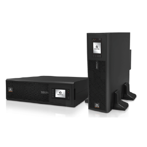 Vertiv Liebert ITA2 6kVA/6kW UPS 230V LCD standard backup model (No Internal battery)