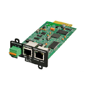 Network and MODBUS Card-MS MODBUS-MS