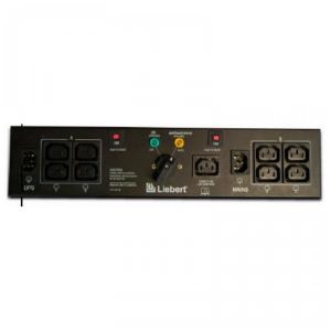 Emerson UPS Bypass Switch for use with up to 10 amps - 1500VA UPS and below