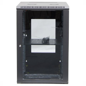 18RU 600mm Deep Swing Frame Cabinet