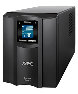 APC Smart-UPS C 1000VA LCD Tower 230V