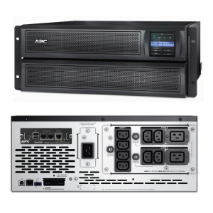 APC Smart-UPS X 2200VA Rack/Tower LCD 230V with SNMP Network Card 4U