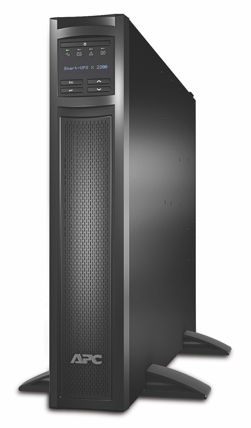 APC Smart-UPS X 2200VA Rack/Tower Extended Run SMX2200RMHV2U