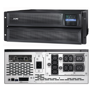 APC Smart-UPS X 3000VA Rack/Tower LCD 230V with SNMP Network Card 4U SMX3000HVNC