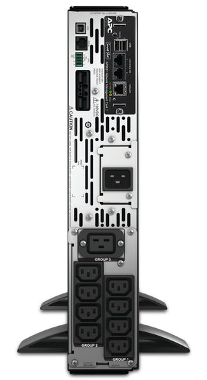 APC Smart-UPS X 3000VA Rack/Tower LCD 200-240V with SNMP Network Card