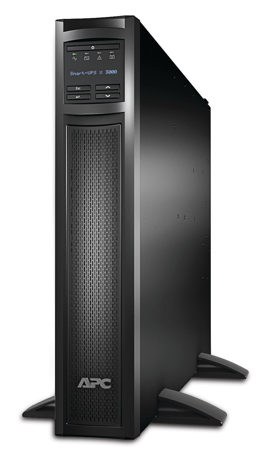APC Smart-UPS X 3000VA Rack/Tower Extended Run SMX3000RMHV2U