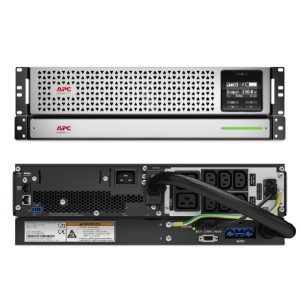APC Smart-UPS Lithium Ion 3000VA 230V Rack Mount SRTL3000RMXLI