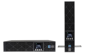 UPS Solutions XRT6 Online UPS 3KVA w/ Long Life Battery 230V Rack/Tower 2U