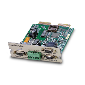 X-Slot Modbus Card