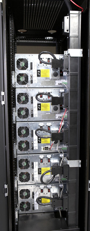 BladeUPS 36kW N+1 System with internal batteries (60kW Bar)