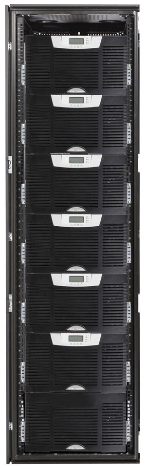 BladeUPS 24kW N+1 System with Internal Batteries (48kW Bar)
