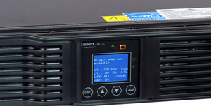 Emerson Liebert GXT4 On-Line 700VA 230V LCD PF0.9 2U Extended Run Rack/Tower Multilink Software, RMKIT Bundled