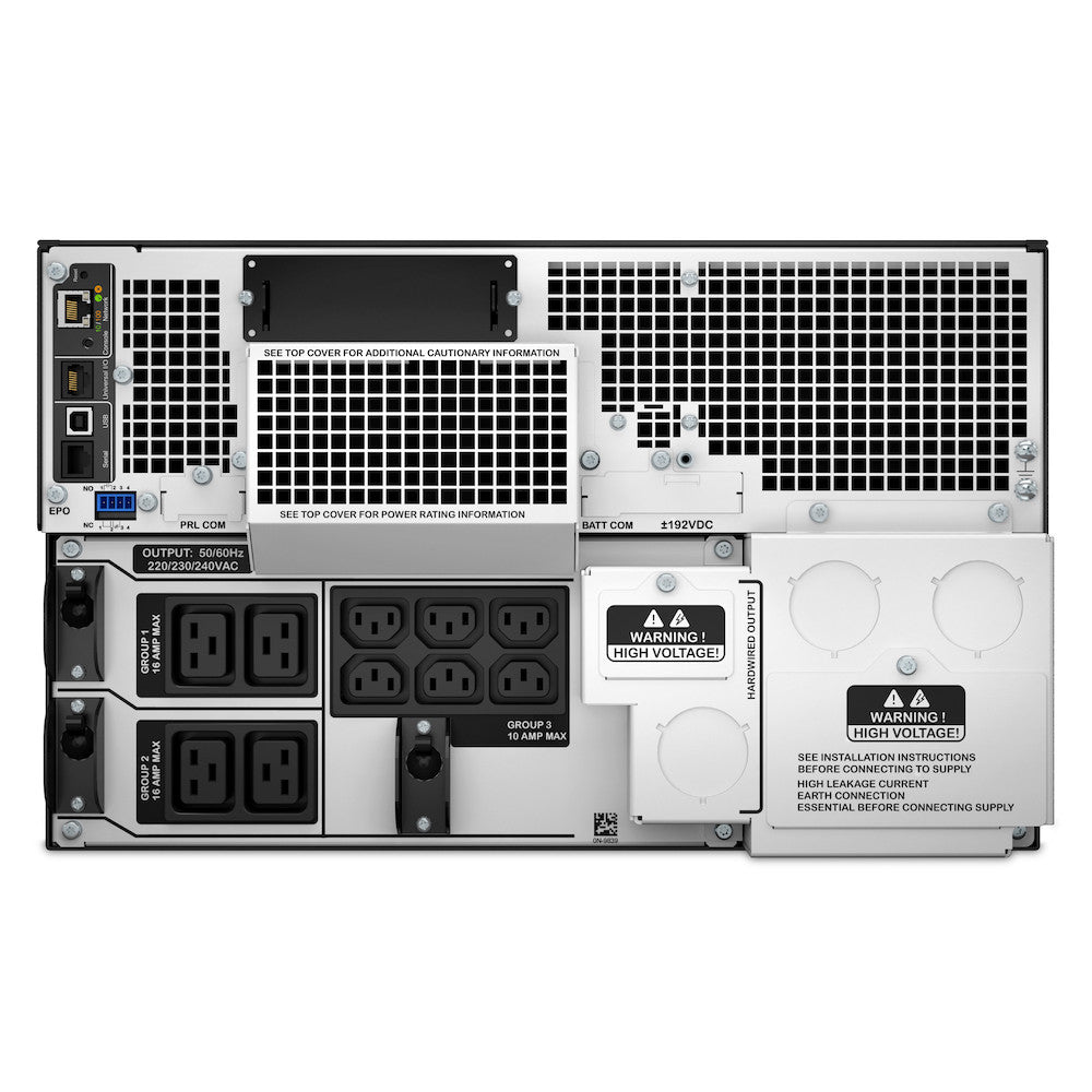 NEW - APC Smart-UPS RT 10000VA / 10000W Online 230V SRT10KRMXLI