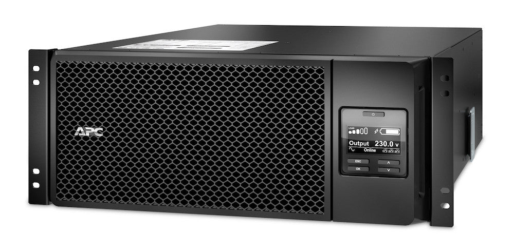 NEW - APC Smart-UPS RT 6000VA / 6000W Online 230V SRT6KRMXLI