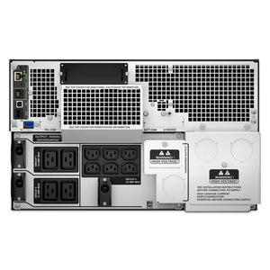 NEW - APC Smart-UPS RT 8000VA / 8000W Online 230V - FREE SNMP Management Card (Rail Kit Inc.)
