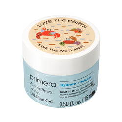 Love the Earth Alpine Berry Water Oil-Free Gel Mini