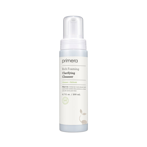 Rich Foam Clarifying Cleanser