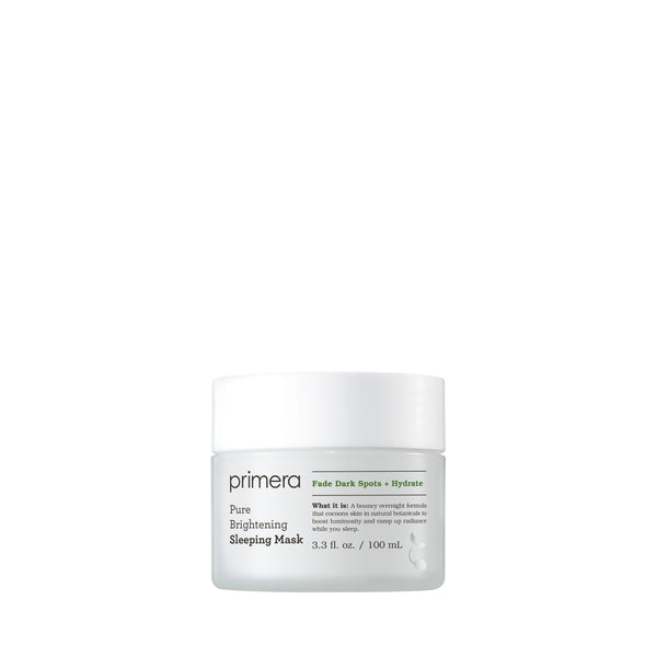 Pure Brightening Sleeping Mask