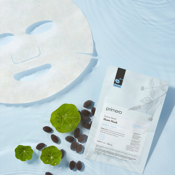 Lotus Seed Sheet Mask
