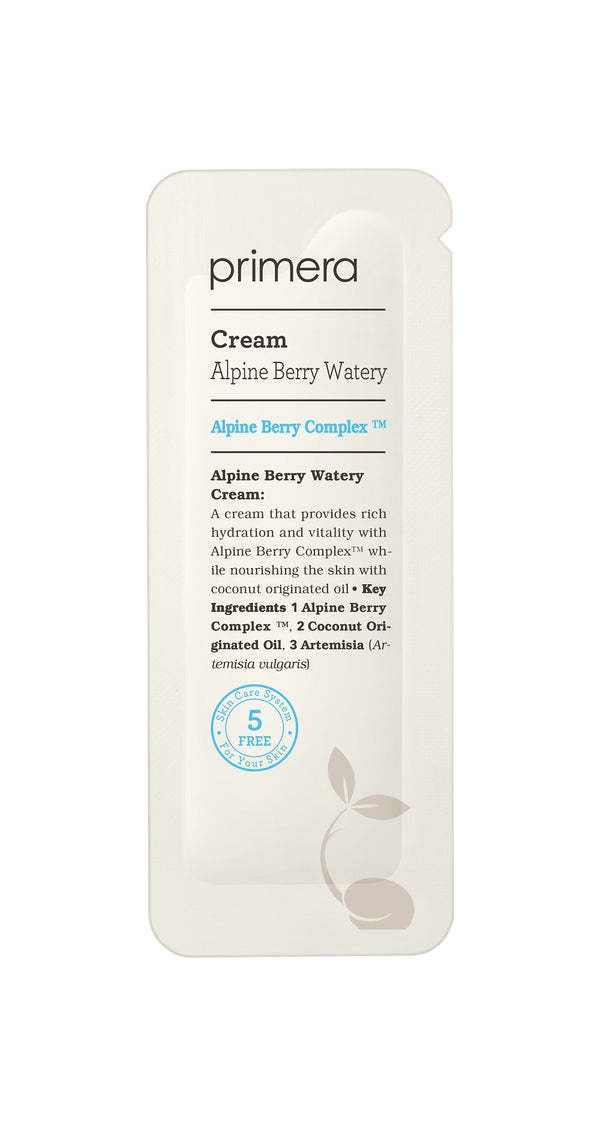 Alpine Berry Water Cream 1ml