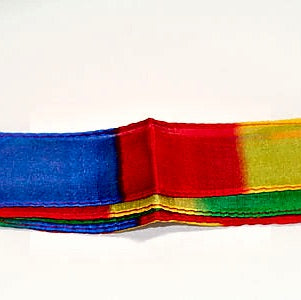 "2"" x 60"" Streamer (Thumb tip Streamer)"