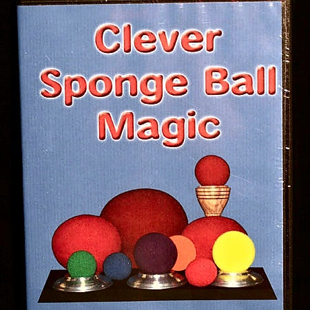 Clever Sponge Ball Magic DVD