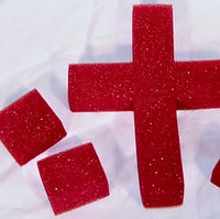 Sponge Cross and Cubes