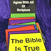 Agree With All Of Scripture