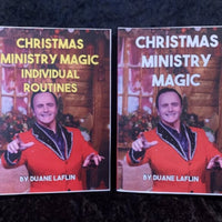 Christmas Ministry Magic DVD Set