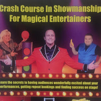 Crash Course In Showmanship For Magical Entertainers by Duane Laflin (Book)