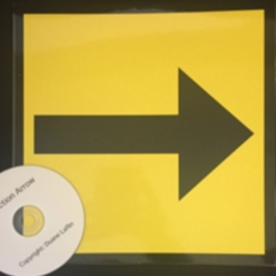 Direction Arrow (DVD Included)