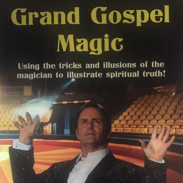 Grand Gospel Magic by Duane Laflin (Book)