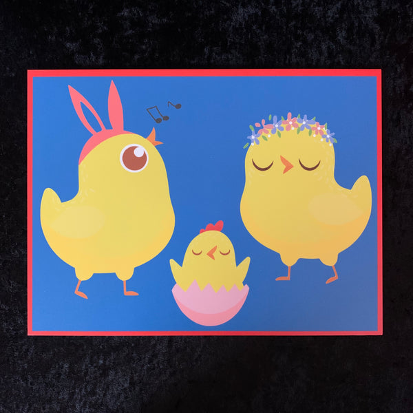 Life Is A Puzzle:  Cards Only for Easter Version