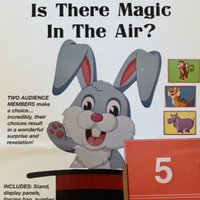 Is There Magic In The Air?