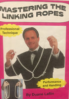 The Incredible Linking Ropes With Mastering the Linking Ropes DVD