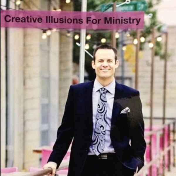 Creative Illusions For Ministry Book