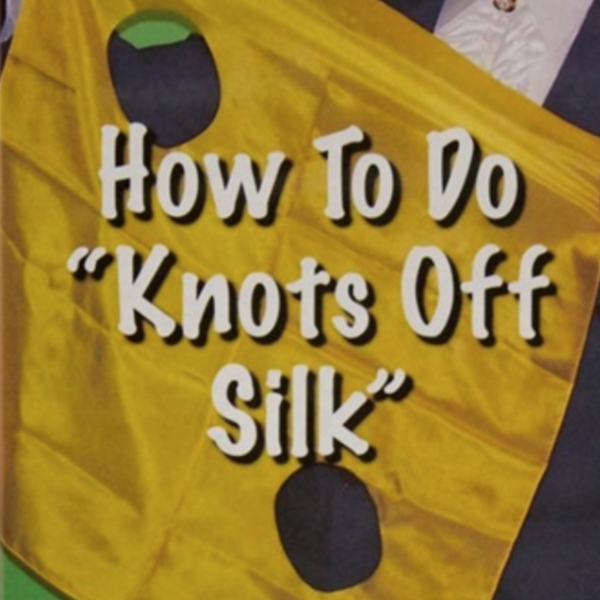 Knots Off Silk DVD
