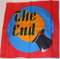 The End Silk - 18""