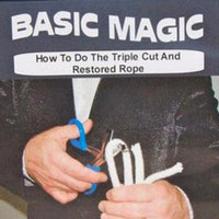 Basic Magic - Triple Cut and Restored DVD