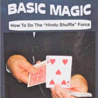 Basic Magic - The Hindu Shuffle DVD