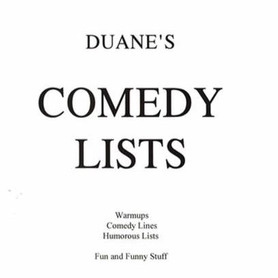 Comedy Lists Download