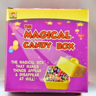Candy Pan:  The Magical Candy Box