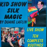 Kid Show Silk Magic DVD