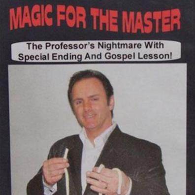 Magic For The Master - Professor's Nightmare