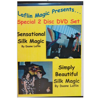 Sensational Silk Magic and Simply Beautiful Silk Magic DVD