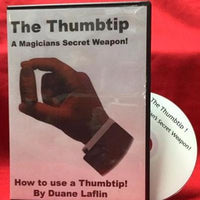 Basic Magic The Thumb Tip DVD